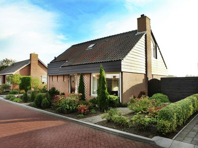 Cosy detached bungalow situated on a quiet location