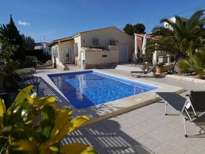 Photo for 2BR Villa Vacation Rental in Moraira, Alicante