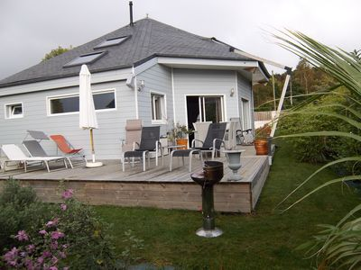Photo for House Crozon-Morgat, contemporary. Much appreciated. Great benefits.