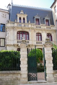 Photo for Private mansion in the heart of the historic center of Cahors