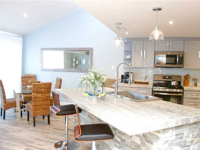Photo for Beautiful Remodeled 3 Bedroom, 2 Bath Condominium With AC