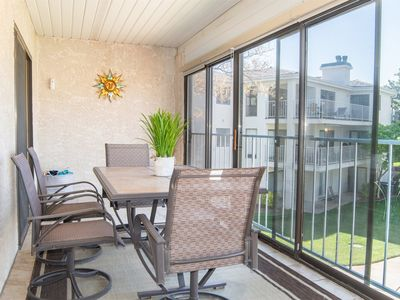 Photo for 1616 | Casa Del Sol with PS4, enclosed patio, 2-minute walk to new water features!