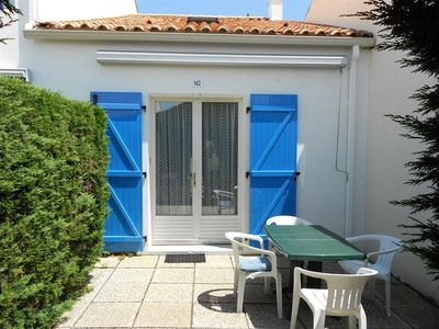 Photo for NICE MAISONNETTE CLOSE TO THE BEACH, for up to four people in LA FAUTE SUR MER, South Vendee, micro-climate.