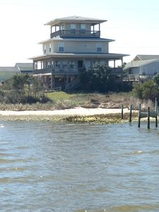 Photo for OntheWater CShore Beach Home,Tranquility bytheSea, Across from Beach onthe Sound