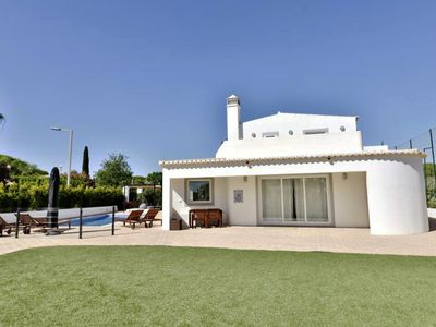 Photo for VdL 549 - Huge and stylish, 5-bedroom villa with private pool and enclosed grounds, walk to beach and amenities, air con & WiFi