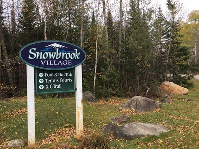 Photo for Ski In/Ski Out from Snowbrook end unit, 3 BR/2 BA. plus pool, sauna and hot tub