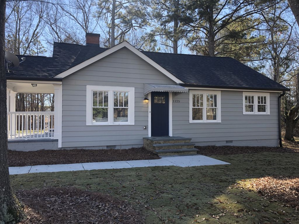 Sugar Hill Cottage Completely Renovated. All New Furniture And Luxury  Linens.   Buford