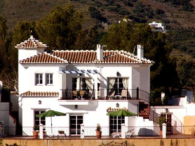 Photo for Villa With Private Pool With Countryside, Mountain & Sea Views. Free WIFI