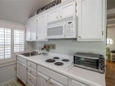 Photo for Charming oceanside beach home with detached garage apartment