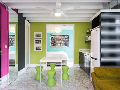 Photo for Come experience the South Beach life style in this Ultra Modern 2/2 LOFT