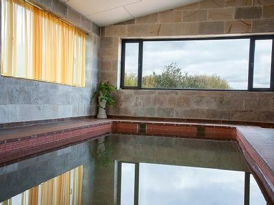 Photo for Heated swimming pool, Casa El Arrebol Rural for 17 people 600 439 469