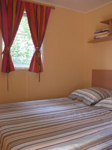 Photo for Mobil home any comfort, in camping with swimming pool in Agde, close to the beach!