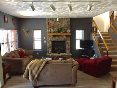 7Springs is OPEN! June wknds available! Woodridge 4 Bdm/3.5 Bath, SLEEPS 13!