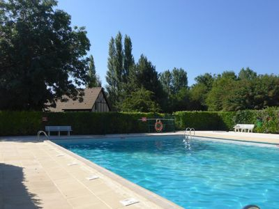 Photo for Vacation home Le Clos du Golf in Cabourg - 4 persons, 2 bedrooms