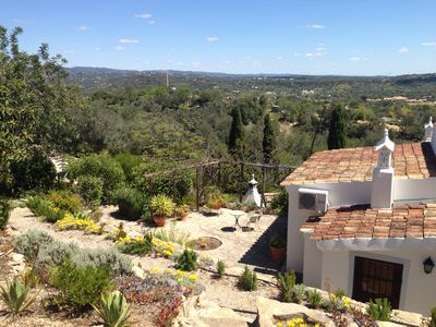 Photo for Rent charming villa Algarve 5 minutes from the beautiful village of Estoi.