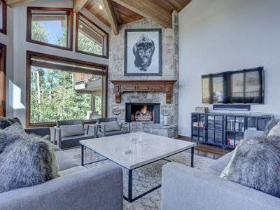 Photo for Sk-in Ski-out. Deer Valley. Hot tub. Ski Room. Perfect for Families