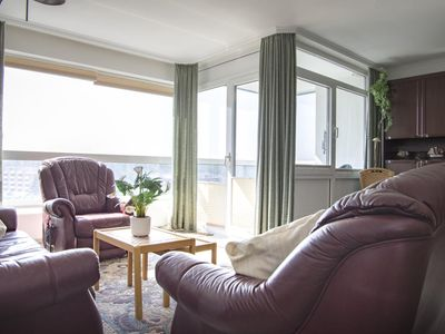 Photo for Beachfront apartment FB06. 01 with sea view
