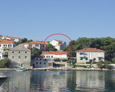 Photo for Apartment in Postira (Brač), capacity 3+0