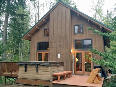 Photo for Mt. Baker Rim Cabin #44 - A Cozy Rustic Cabin With Modern Charm