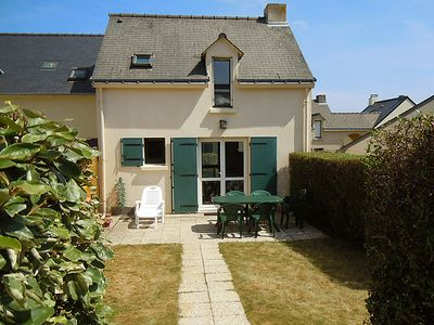 Photo for Vacation home An Ti Glas  in Guidel Plages, Brittany - Southern - 5 persons, 2 bedrooms