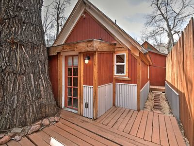 Photo for 1BR Cabin Vacation Rental in Manitou Springs, Colorado