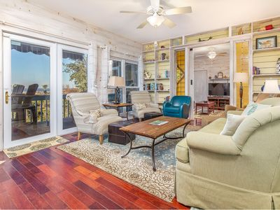 Directly Beachfront Custom Home on North Beach, Incredible Views, Pet Friendly, Ping Pong Table