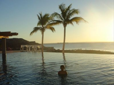 Photo for Safe, gated resort and spa 5 minutes to the heart of La Paz.