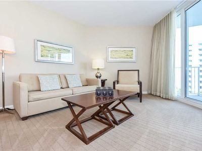 Photo for Resort condo w/private balcony, pool view, & amenities!🌴