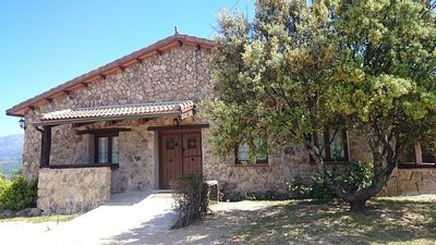 Photo for Self catering cottage La Peguera de Gredos for 10 people