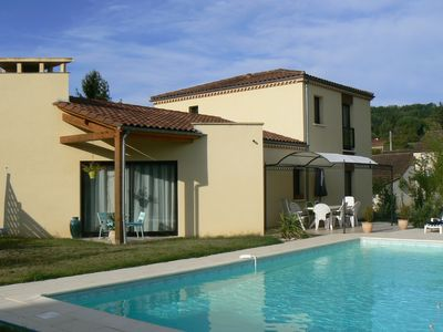 Photo for HOUSE WITH PRIVATE POOL SARLAT-LA-CANEDA 8 people