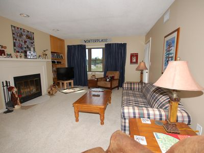 Photo for 2 bedroom ski on/off Winterplace condo, Sleeps 6