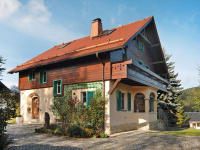 Photo for Vacation home Villa Eulenglück (OYN100) in Oybin - 8 persons, 3 bedrooms