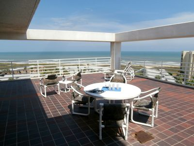 Photo for BEACH VIEW SUNDECK off LIVING AREA GREAT for FAMILIES!!!