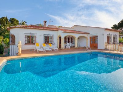 Photo for Vacation home Cap Marti in Jávea/Xàbia - 6 persons, 3 bedrooms