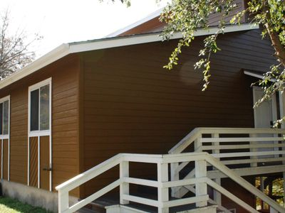 Photo for River Road Escapes - Earth Haus, Daily Rental, 8 Guests