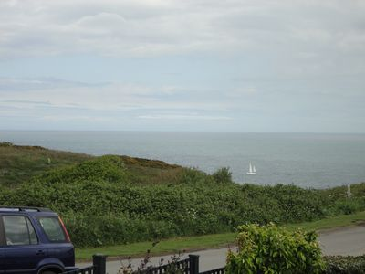 Photo for Bungalow in Flamborough with Enclosed Garden, Sea Views, Pets Welcome