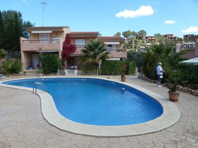 Photo for House for 4 people 10 minutes from the beach of Cala Romantica