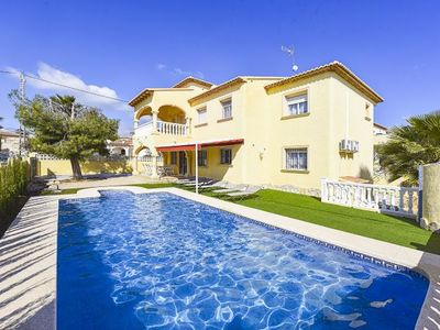 Photo for Casas de Torrat Villa, Sleeps 14 with Pool, Air Con and WiFi