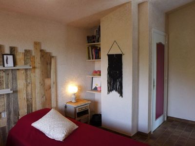 Photo for House 160 m from the center of Gattières with Parking, Internet, Washing machine, Pool (738046)