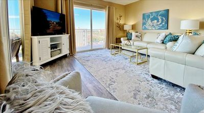 ANGC506: New Property, New Updated Look and Beachfront Views in Redington Shores