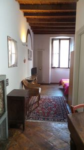 "Photo for Residential flat, characteristic ""casa di ringhiera"""