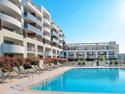 Photo for Apartment Résidence Le Lido (CSR103) in Cagnes-sur-Mer - 4 persons, 1 bedrooms