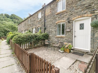 Photo for VYRNWY COTTAGE, romantic, with open fire in Glyn Ceiriog, Ref 972713