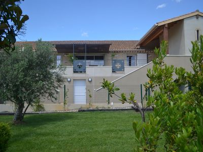 Photo for Cers and Marin Charming cottage comfortable in the heart of Languedoc