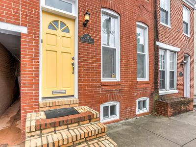 Photo for Beautiful Townhouse in the Heart of Federal Hill