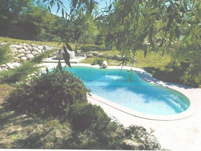Photo for Manosque nice Villa 130m2 with swimming pool sleeps 8 any comfort