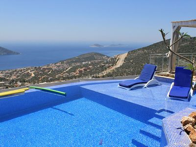 Photo for Brand new 4 bedroom villa with incredible panoramic views