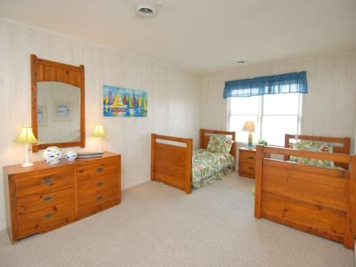 Property Image#10 Dune Castle East Family Friendly Oceanfront Beach Duplex With Adjoining Door & Dune Castle East: Family Friendly Oceanfront Beach Duplex With ...