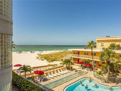 Photo for Incredibly Furnished, Great Gulf & Beach Views Updated 1500 sq ft - Free Wifi - Crimson 203