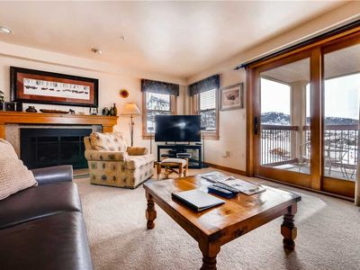 Photo for Slopeside Condo, Air Conditioning, Pool/Hot Tubs & Fitness Center!